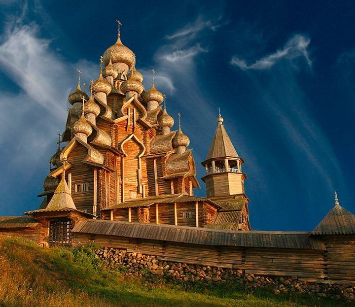 Kizhi Pogost , Russia
