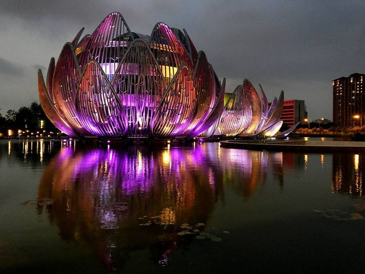 Lotus Palace, China