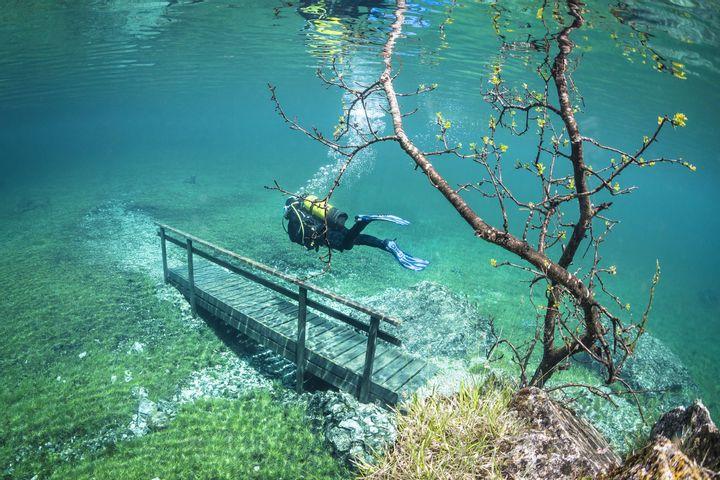 Grüner See, Austria