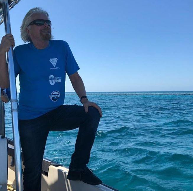 Saving the World's Oceans